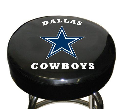 Bar Stools Cowboys Dallas - Fremont Die NFL Dallas Cowboys Bar Stool Cover