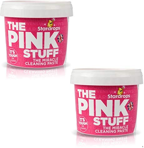 The Pink Stuff - The Miracle Paste All Purpose Cleaner 500g(2 Pack)