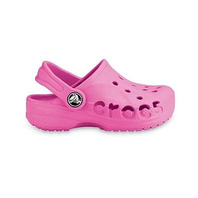 Crocs Schuhe Baya für Kinder und Jugend. Mit Fell