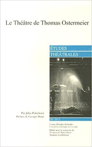 En ligne Etudes théâtrales, N° 58/2013 : Le Théâtre de Thomas Ostermeier pdf