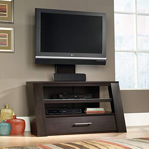 Sauder 414143 Miscellaneous Storage Tv Stand W/Optional Mount, for 42