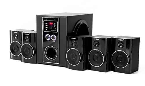 Envent Deejay Rock+ BT-5.1 Bluetooth Home Audio Speaker