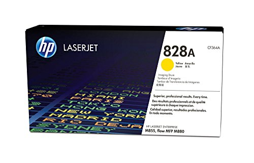 HP 828A (CF364A) Yellow Original LaserJet Image (Laser Printer Image Drum)