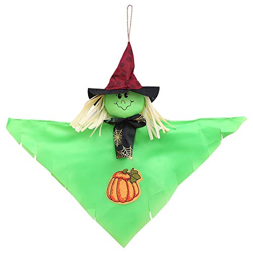 Home Decoration - Creative Halloween Pendant Ornaments Felt Halloween Doll Pendant Decor Party Supply Garland Best Gifts for Kids Room]()