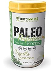 Autoimmune Health - Paleo Protein (Paleo Perfection), Grass-Fed Beef Collagen, Autoimmune Protocol (AIP), Keto, Specific Carbohydrate (SCD), Compliant/Friendly - Cherry Chocolate (1 lb, 30 Servings)