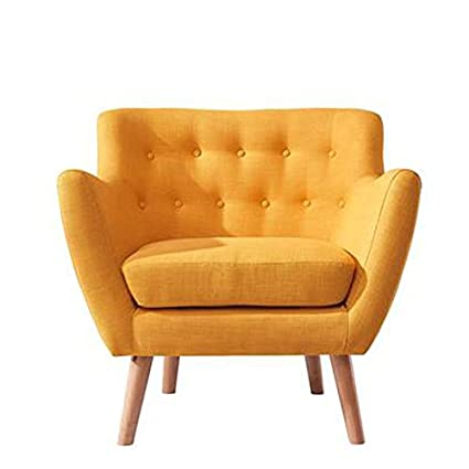 Muebles Marieta Sillón Rabbit Yellow: Amazon.es: Hogar