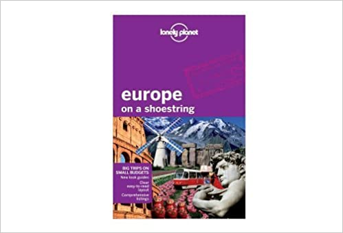 NAURIST Campsite Guide EUROPE (with GPS Data and detailed Maps)