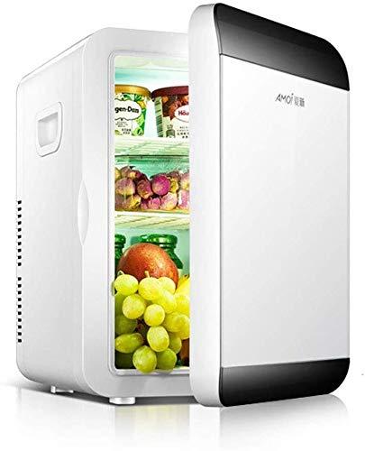TIAH Mini refrigerador, mini nevera portátil refrigerador más ...