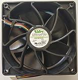 6500 RPM Fan for AntMiner D3/L3+/S9/T9/S7/X3/Z9 AsicMiner Nidec UltraFlo V12E12BS1B5-07