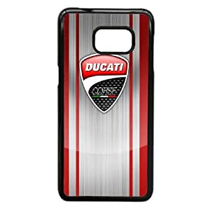 Samsung Galaxy S6 Edge Plus Custom Cell Phone Case Ducati Corse Logo Case Cover EWFF38282