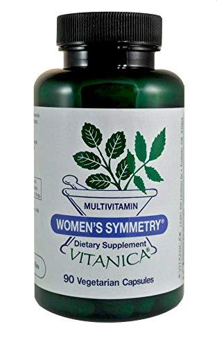 Vitanica, Women's Symmetry Vegetarian Capsules, 90-Count