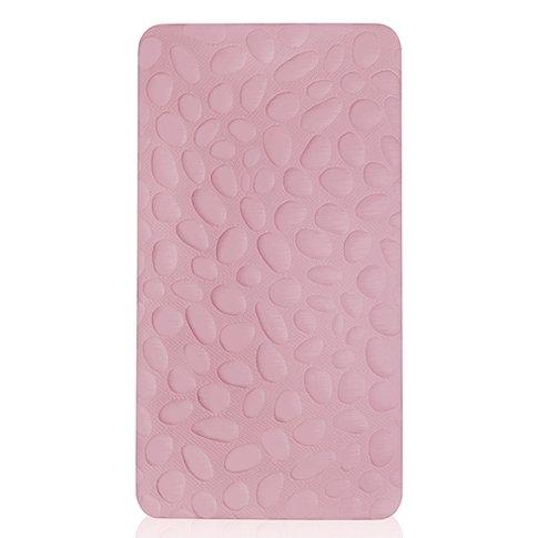 Nook Sleep Pebble Air Ultra Lite Crib Mattress, Blush