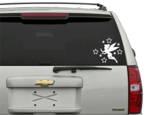 (Edge Images Tinkerbell Stars Automotive Car Decal)