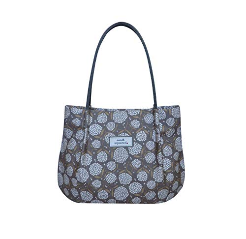 Oilcloth Freya Bag Fair Trade Handbag by Earth Squared Bloom
