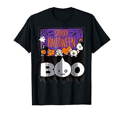 Boo - Spooky Halloween Gift For BT21 K-Pop Music Fans