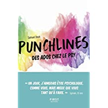 PUNCHLINES des ados chez le psy (French Edition)