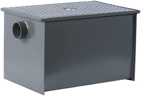 Grease Trap 08 lb Capacity Watts (WD-4) 41OA53yd2JL