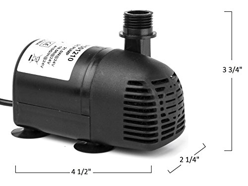 AEO-12V-24V-DC-Brushless-Submersible-Water-Pump-410GPH-for-Solar-Fountain-Fish-Pond-and-Aquarium