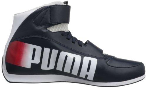 Puma Evospeed mediana Bmw 1.2 Moda zapatilla de deporte BMW Team Blue-White