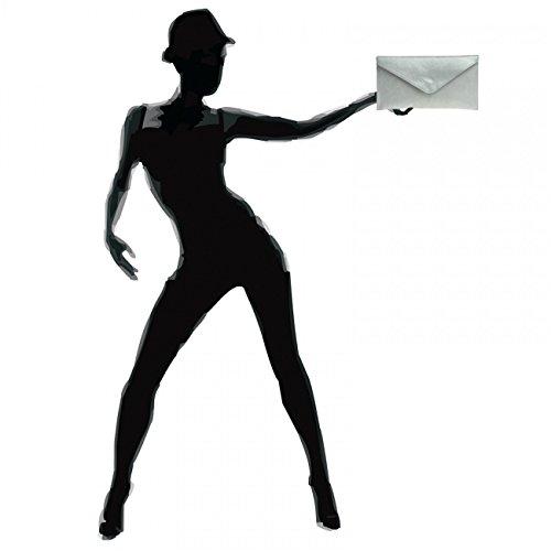 Clutch Silver TL708 Women Envelope CASPAR n1qxHv00w