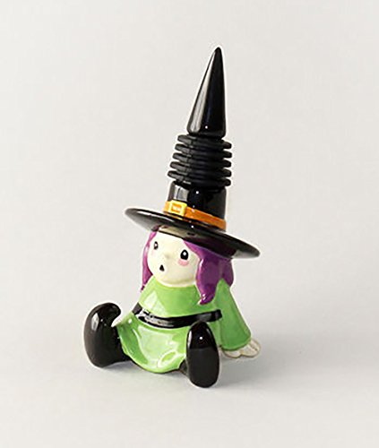 (Witch Bottle Stopper for Halloween Fun by One Hundred 80)