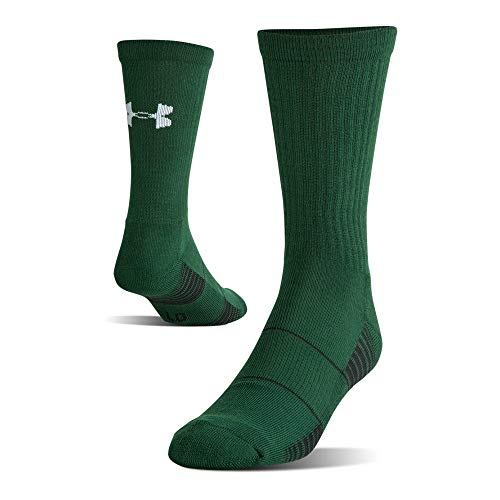 (Under Armour UA Team Crew LG Forest Green)