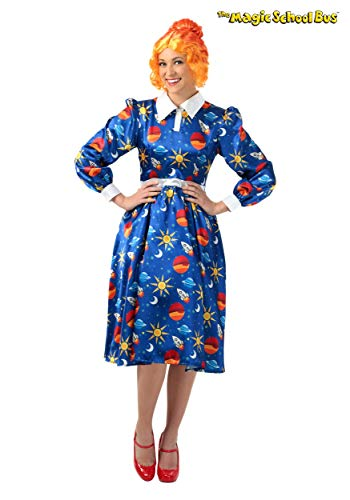 The Magic School Bus Miss Frizzle Costume X-Large Blue, Red - http://coolthings.us