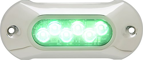 Attwood Led 5 Underwater Light Green