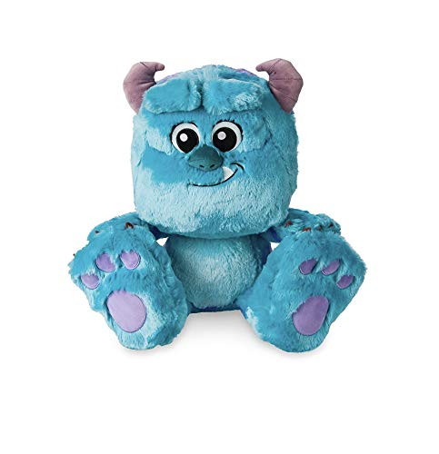 Disney Parks Sulley from Monsters Inc Large Big Feet Plush Doll 18 inches NEW