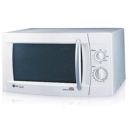 LG MG-4324B 23 L 850 W Blanco - Microondas (23 L, 850 W, Blanco ...