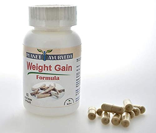 Gain Weight Pills - 60 Tablets GAIN Weight Fast. Weight Gain Plus Increase Appetite Enhancer/Appetite Stimulant Weight Gain Herbal Supplement. Safe Weight Gainer Pills for Both Men and Women (Best Foods For Weight Gain Men)