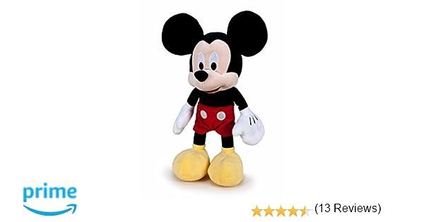 Quirón Mickey Mouse - Mickey Club House 43Cm (Famosa) 700004807: Amazon.es: Juguetes y juegos