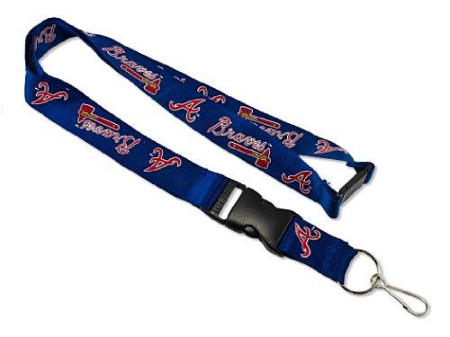MLB Atlanta Braves Team Lanyard