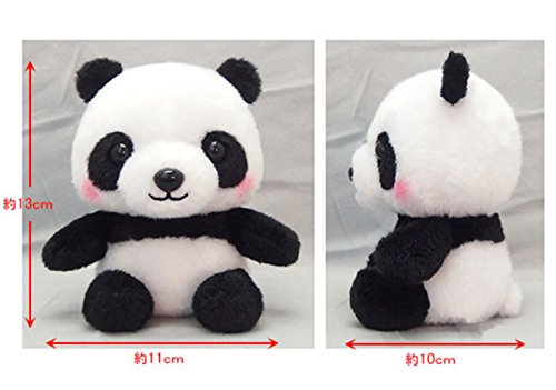 Amuse Panda Baby Cute Plush Toy Mascot Size Japan Special (Kawaii Panda Plush)