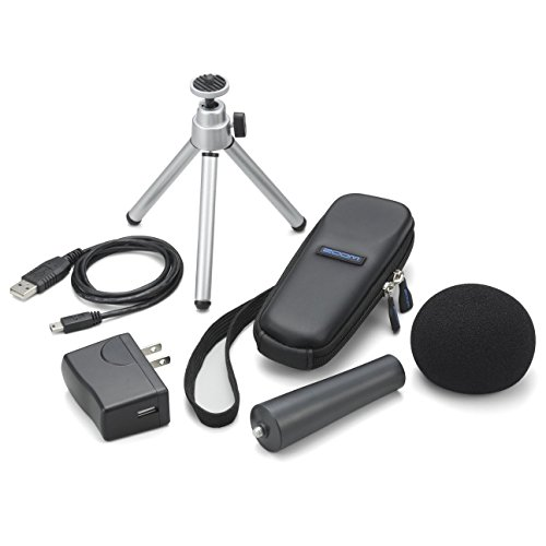 Zoom H1 Handy Recorder Plus Accessory Kit by Zoom (Image #2)