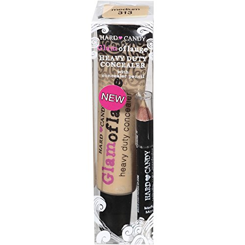 Hard Candy Glamoflauge HEAVY DUTY CONCEALER with pencil (Medium 313)