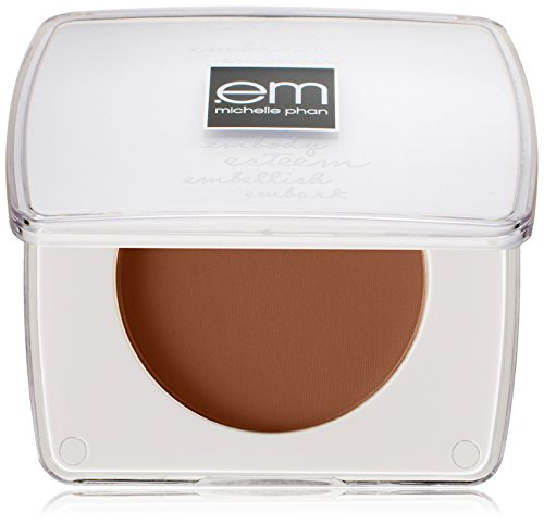 em michelle phan Love Me For Me Flawless Finish Powder Compact, Almond 21