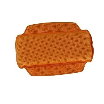 Arancione Spirella Alaska 10.13375 Tappetino doccia//vasca 32x23 cm colore