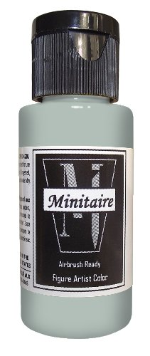 Badger Air-Brush Company 2-Ounce Bottle Miniature Airbrush Ready Water Based Acrylic Paint, Concrete Slab -
