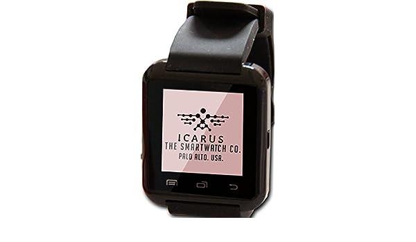 Icarus Richmond - Smartwatch con Bluetooth, procesador CPU ...