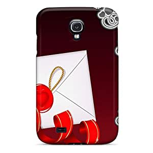 Amanda Diary IDf10634uJtk Case For Galaxy S4 With Nice Letter To My Love Appearance
