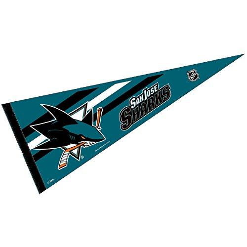 (Wincraft NHL San Jose Sharks Pennant)