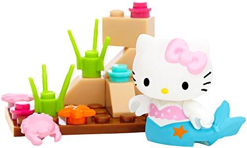 (Mega Bloks Hello Kitty Mermaid Toy)