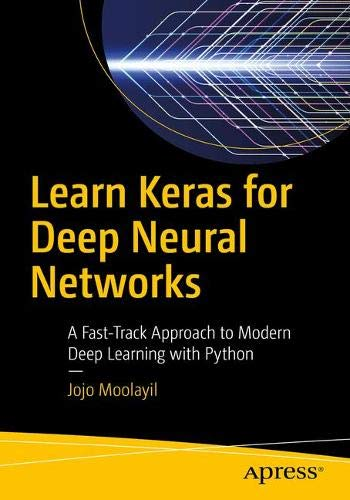 16 Best New Keras Books To Read In 2019 - BookAuthority