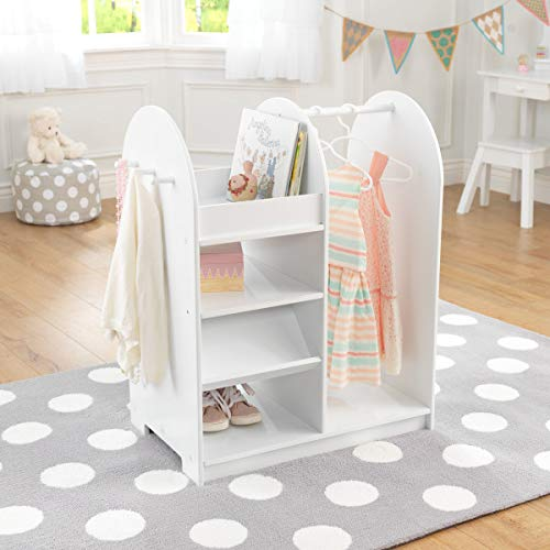 For Kids Only Inc KidKraft Fashion Pretend Station White