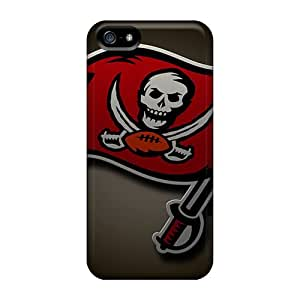 Iphone 5/5s OEr4061RYOu Allow Personal Design Stylish Tampa Bay Buccaneers Series Scratch Protection Hard Phone Covers -CristinaKlengenberg