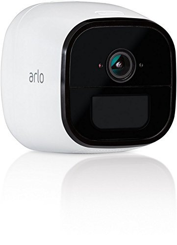 Arlo Go by NETGEAR Mobile HD Security Camera with VERIZON Data Plan | LTE Connectivity | Night Vision | Local Storage (SD card) | Weatherproof, Compatible with Alexa (Renewed)