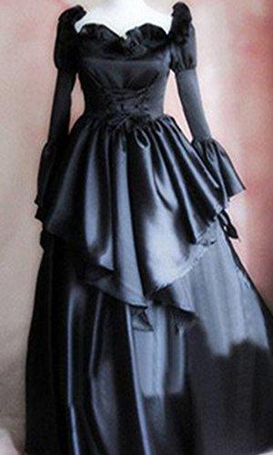 [CosEnter Anime Code Geass C.C. Dress Cosplay Costume] (Cc Code Geass Costumes)