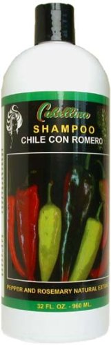 Chile Romero Shampoo 32 Oz