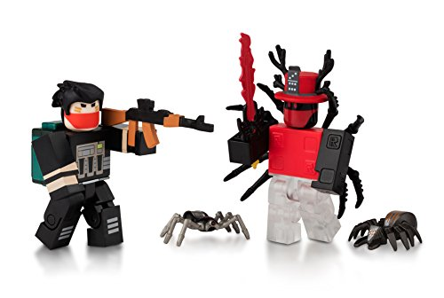 Roblox - Apocalypse Rising: Bandit and HomingBeacon: The Whispering Dread (Two Figure Pack) (Best Vehicle For A Zombie Apocalypse)
